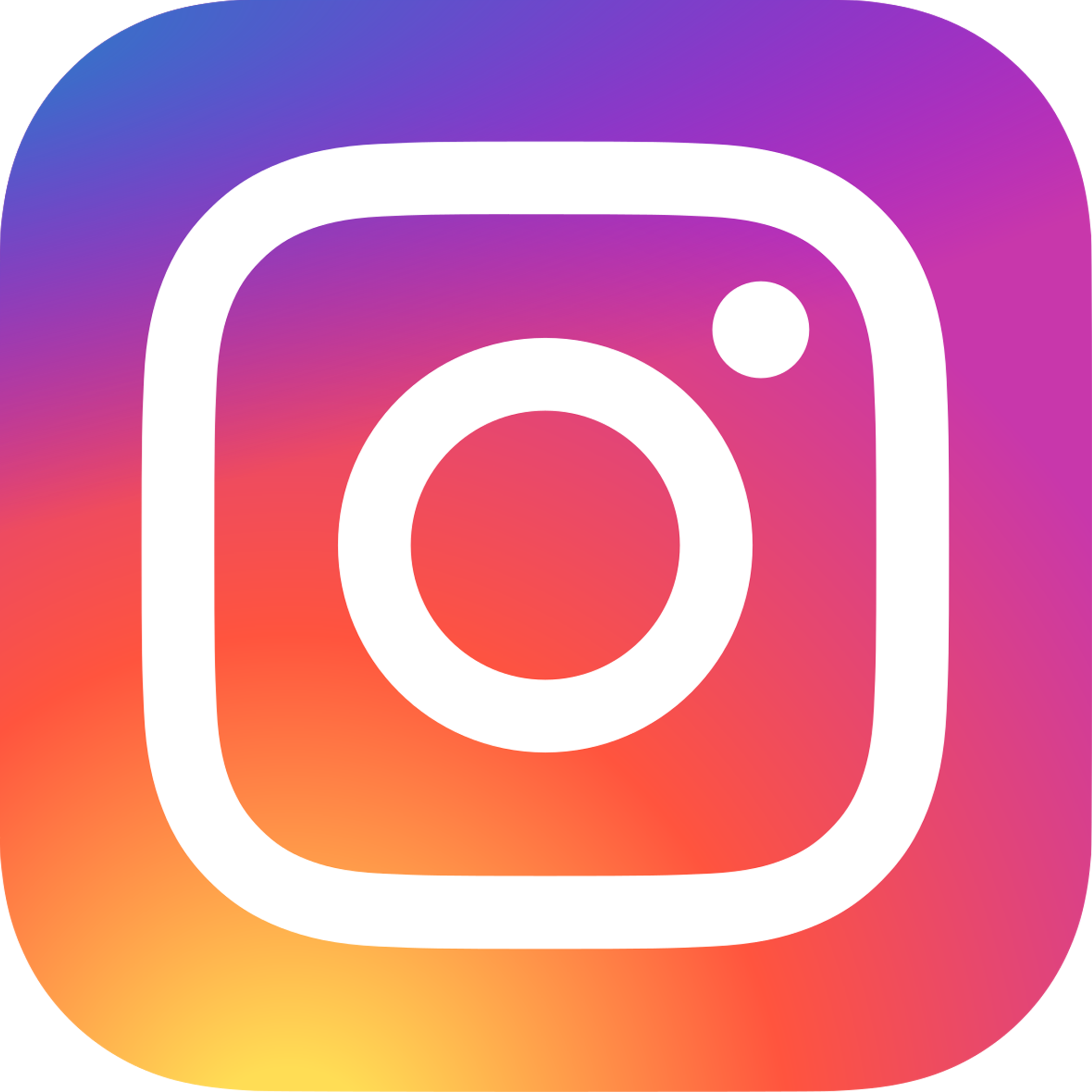 instagram icone png blanc